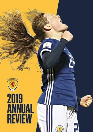 Scottish FA Annual Review 2019